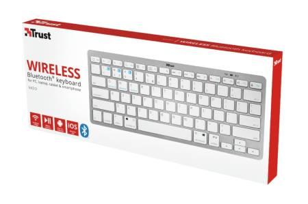 TRUST Nado Wireless Bluetooth Keyboard