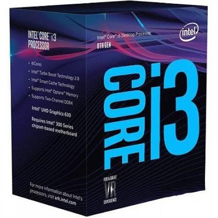 Процесор Intel Core i3-9100 3.6GHz 6MB LGA1151 box BX80684I39100SRCZV