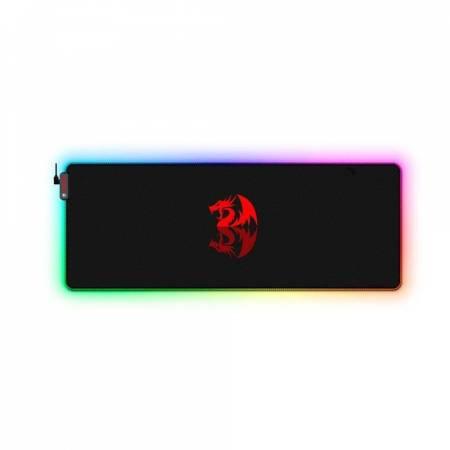 Подложка за мишка Redragon Neptune P027-BK с RGB подсветка