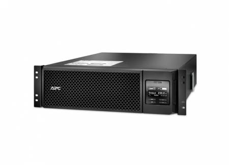 APC Smart-UPS SRT 5000VA RM 230V + APC Essential SurgeArrest 6 outlets with 5V