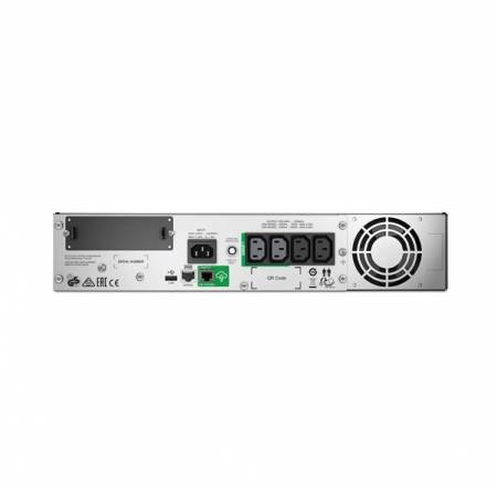 APC Smart-UPS 1000VA LCD RM 2U 230V with SmartConnect + APC Essential SurgeArrest 6 outlets 230V Germany
