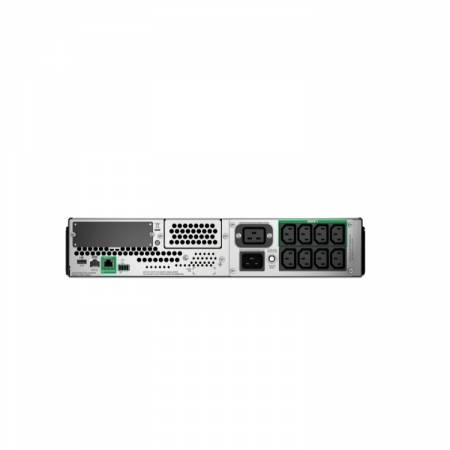 APC Smart-UPS 2200VA LCD RM 2U 230V with SmartConnect + APC Essential SurgeArrest 8 outlets 230V Germany