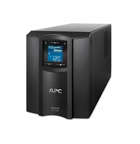 APC Smart-UPS C 1500VA LCD 230V with SmartConnect + APC Essential SurgeArrest 5 outlets with 5V
