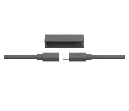 Logitech MeetUp Mic Extension Cable 10m - GRAPHITE