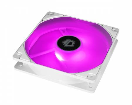 RGB вентилатор ID-Cooling XF-12025RGB-SNOW