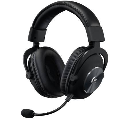 Logitech PRO X Wireless LIGHTSPEED Gaming Headset - BLACK - USB - N/A - EMEA