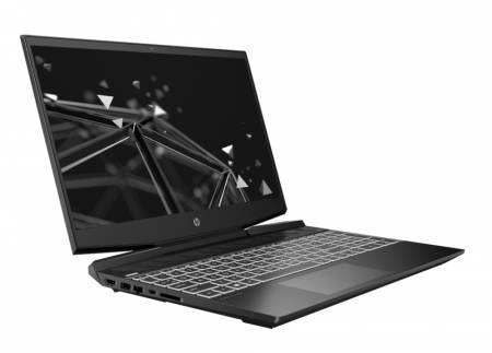HP Gaming Pavilion 15-dk1003nu Black/White