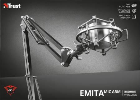TRUST GXT 253 Emita Microphone Arm