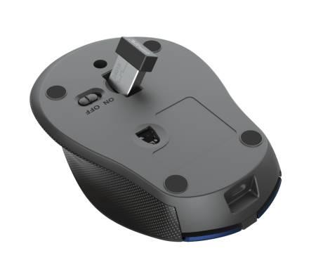 TRUST Zaya Wireless Rechargeable Mouse Blue