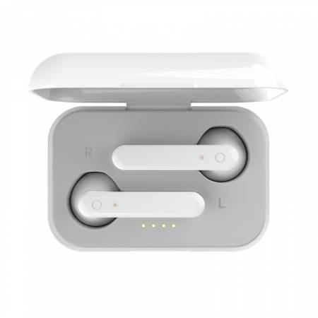 TRUST Primo Touch Bluetooth Earphones White