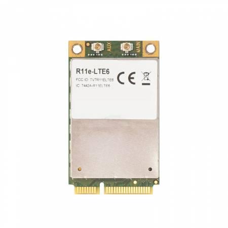 4G/LTE miniPCI-e карта Mikrotik R11e-LTE6