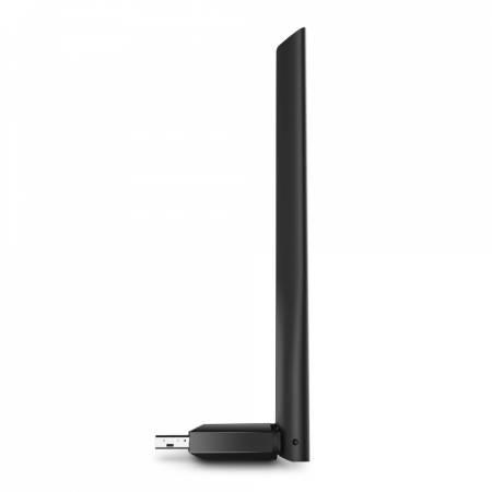 2-лентов безжичен USB адаптер TP-Link Archer T600U Plus AC600