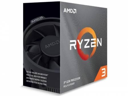 Процесор AMD Ryzen 3 3100 3.6-3.9GHz 100-100000284BOX