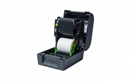Brother TD-4650TNWB Thermal Transfer Desktop Label Printer