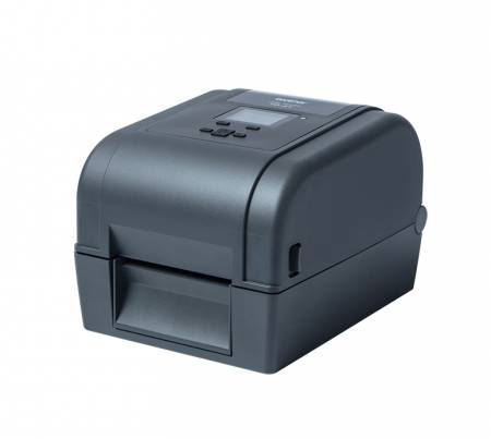 Brother TD-4650TNWBR Thermal Transfer Desktop Label Printer