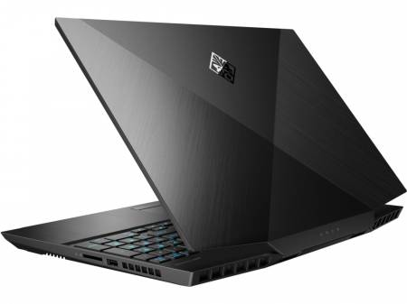 HP Omen 15-dh1002nu Black