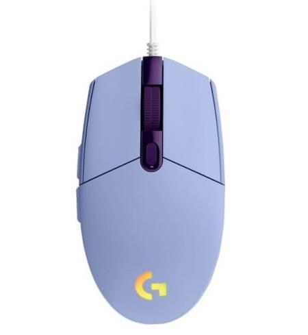 Logitech G102 LIGHTSYNC - LILAC - USB - N/A - EER - G102 LIGHTSYNC