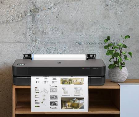 HP DesignJet T230 24-in Printer