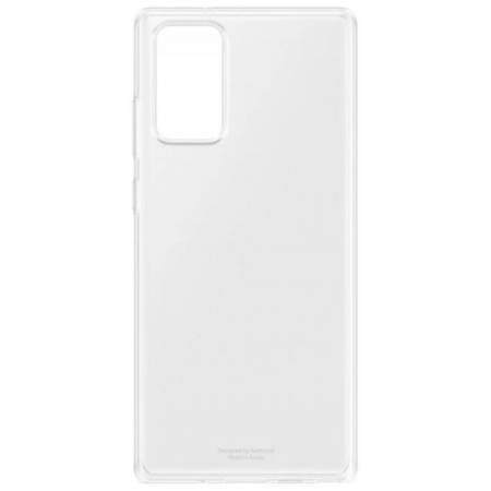 Samsung Note 20 Clear Cover Transpoerant