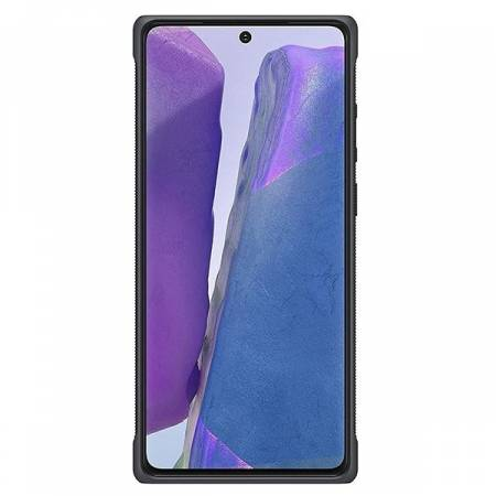 Samsung Note 20 Protective Standing Cover Black