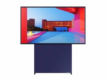 """Samsung 43"""" 43LS05TA QLED Sero 4K Smart TV"""