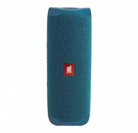 JBL FLIP5 ECOBLUE waterproof portable Bluetooth speaker