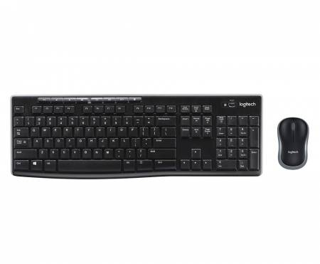Logitech Wireless Combo MK270 - US INT'L - NSEA