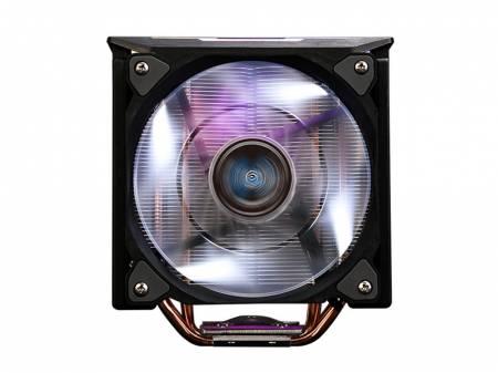 RGB охладител за Intel/AMD процесори Zalman CNPS10X OPTIMA II BLACK AM4