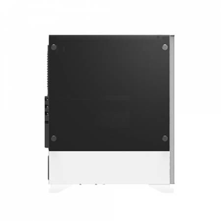 Кутия за настолен компютър Zalman S5 ATX Mid-Tower бяла