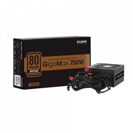 Захранващ блок Zalman GigaMax 750W ZM750-GVII 80PLUS BRONZE