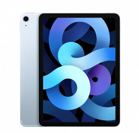 Apple 10.9-inch iPad Air 4 Cellular 256GB - Sky Blue