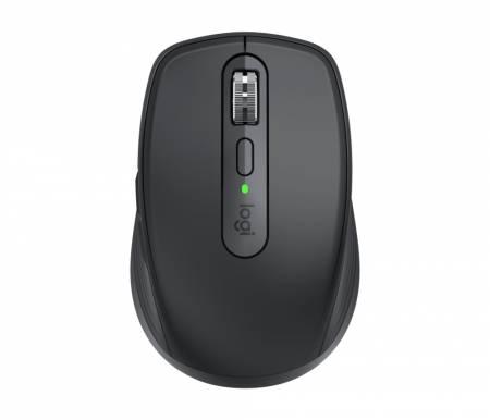 Безжична/Bluetooth мишка Logitech MX Anywhere 3 Graphite 910-005988