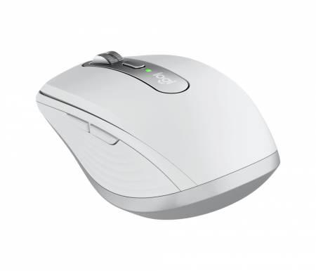Безжична/Bluetooth мишка Logitech MX Anywhere 3 PALE GREY 910-005989
