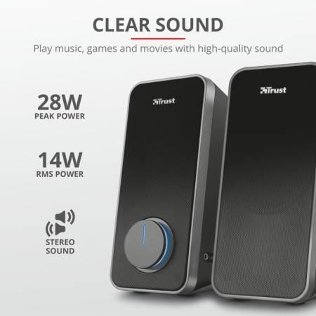 TRUST Arys 2.0 Speaker