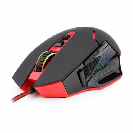 RGB геймърска мишка Redragon Inspired M907RGB-BK