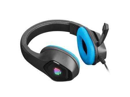 Fury Gaming Headset Phantom Black-Blue