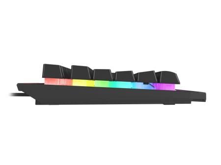 Genesis Gaming Keyboard Rhod 500 RGB Backlight US Layout