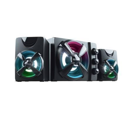 TRUST Ziva RGB 2.1 Gaming Speaker Set