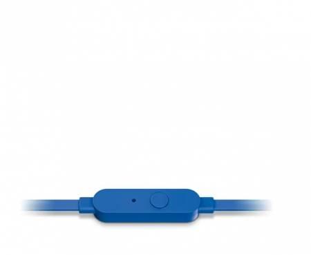 Слушалки JBL T110 BLU In-ear headphones JBLT110BLU