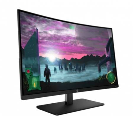 HP 27x Curved  Gaming (HDMI