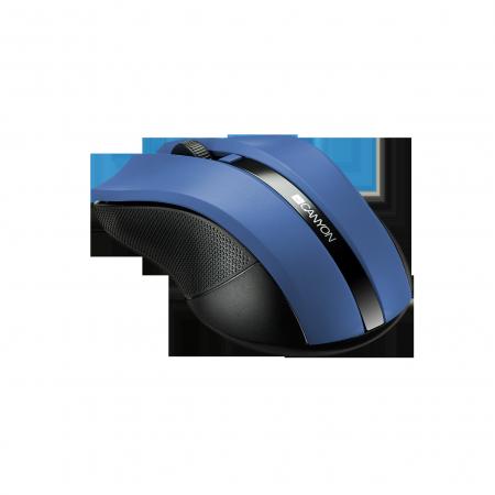 Безжична мишка CANYON 2.4Ghz CNE-CMSW05BL