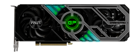 Видео карта Palit GeForce RTX 3070 GamingPro 8GB GDDR6