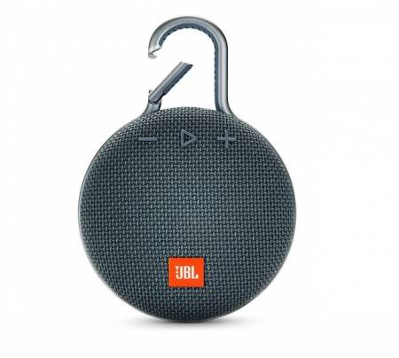 Тонколони JBL CLIP 3 BLU ultra-portable and waterproof Bluetooth speaker JBLCLIP3BLU