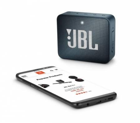 Тонколони JBL GO 2 NAVY portable Bluetooth speaker JBLGO2NAVY