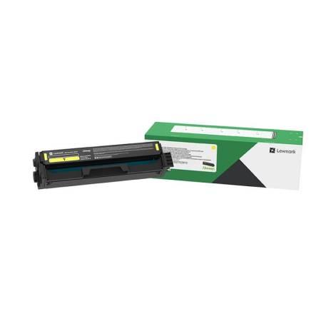 Lexmark 20N20Y0 Yellow Return Programme Print Cartridge