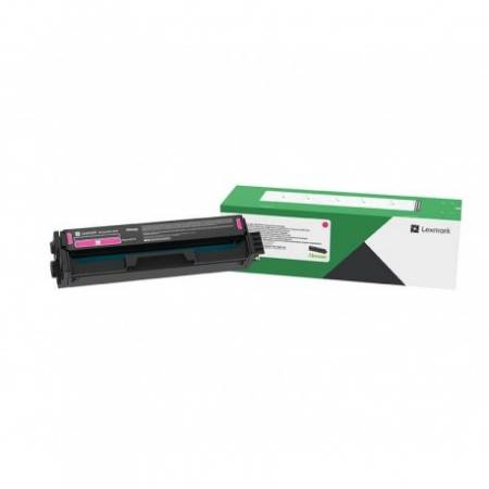 Lexmark 20N20M0 Magenta Return Programme Print Cartridge
