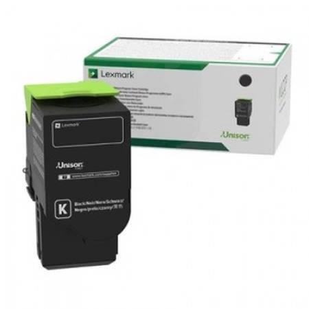 Lexmark 78C2UK0 Black Ultra High Yield Return Programme Toner Cartridge