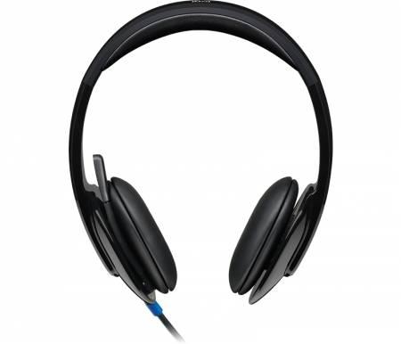 Слушалки Logitech USB H540 981-000480