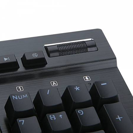 Механична геймърска клавиатура Redragon Yama K550 с подсветка Purple Switch