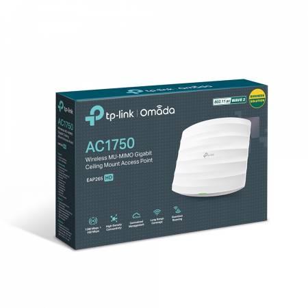 Точка за достъп TP-Link EAP265 HD MU-MIMO AC1750